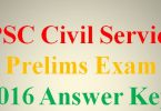 opsc-civil-services-prelims-answer-key-2016