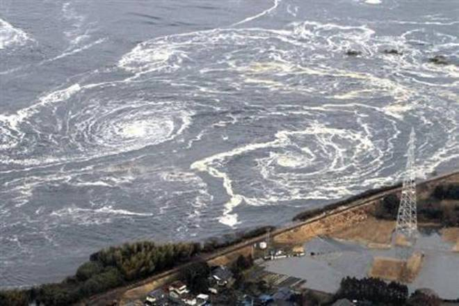Tsunami Warning After Earthquake Off Japan's Coast
