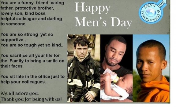 Happy International Mens Day 2018 Quotes Sms Wishes Whatsapp Status