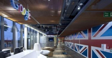 new-office-of-google-at-london