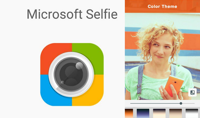 Microsoft Selfie App Hits Android