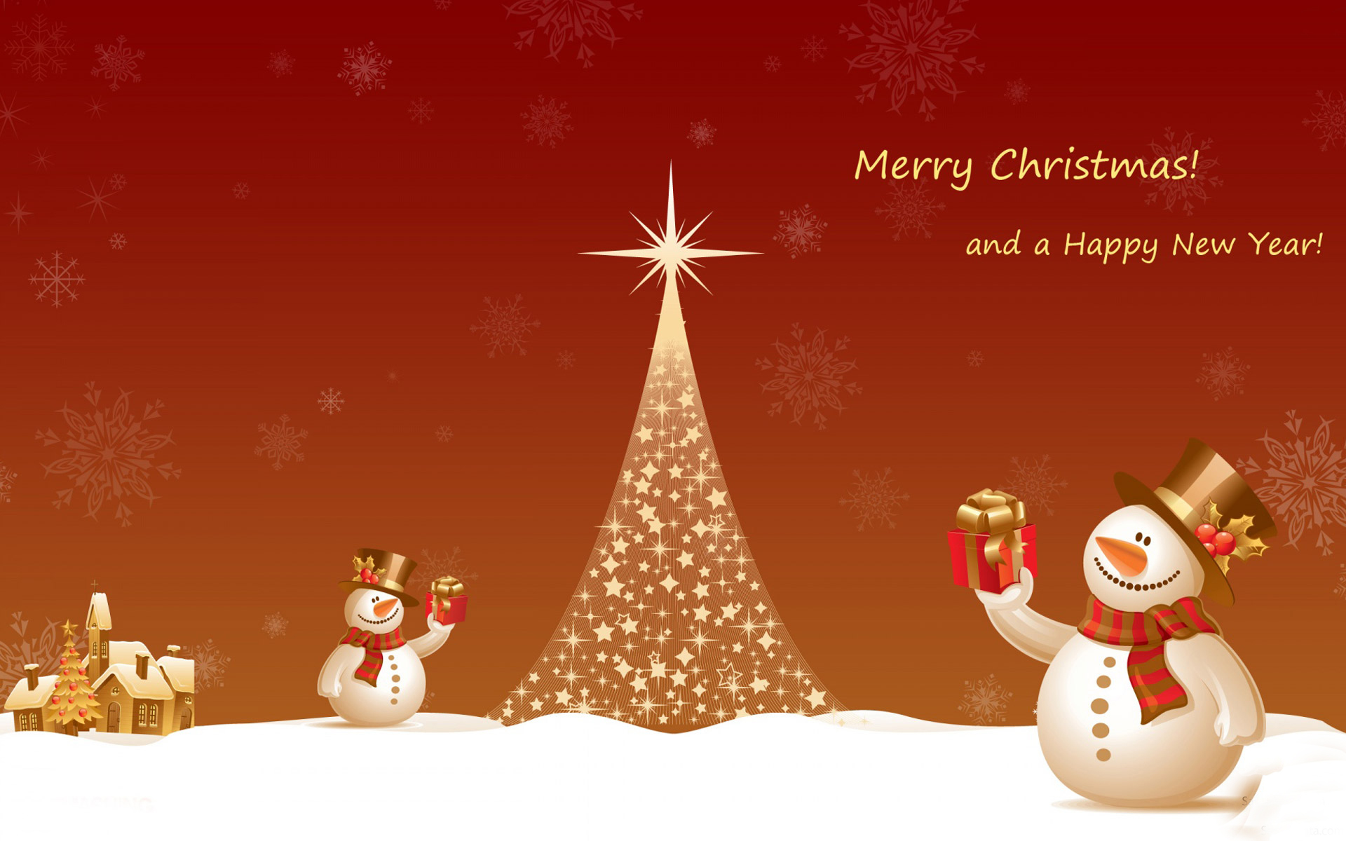 Have A Merry Christmas And A Happy New Year.Merry Christmas And Happy New Year 2019 Wishes Greetings