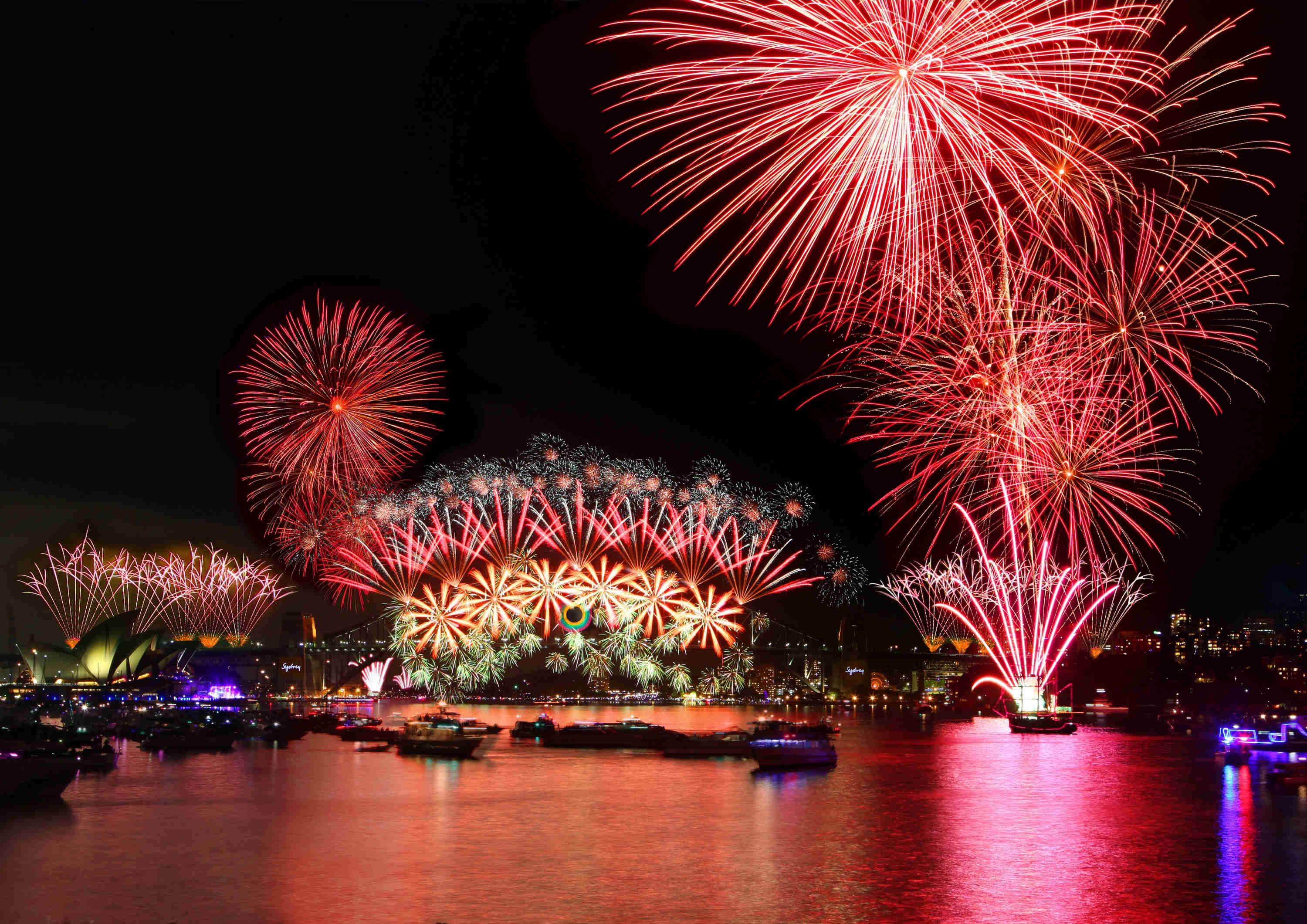Amazing Happy New Year 2019 Fireworks Videos Hd Wallaper 3d Animated