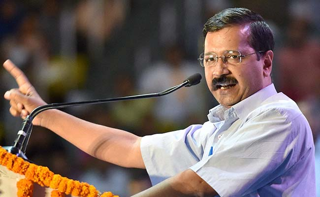 Kejriwal seeks SC monitored probe into Modi's alleged corruption