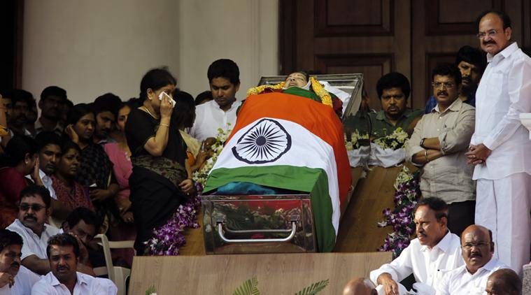 U.S. groups pay tributes to Jayalalithaa