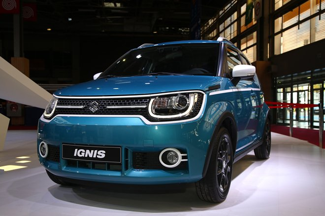 Maruti Suzuki Ignis Launched In India On 13th January Bookings