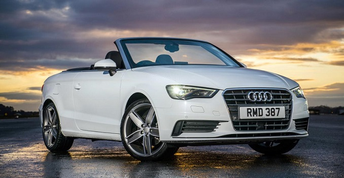 Audi A3 Cabriolet Sedan Launched In India At Rs 4798 Lakh