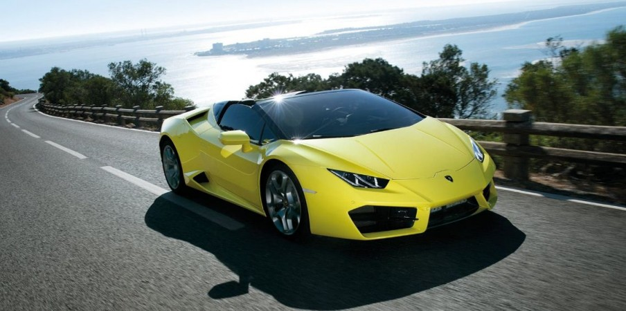 officially launched lamborghini huracan rwd spyder price at rs crore in india. Black Bedroom Furniture Sets. Home Design Ideas