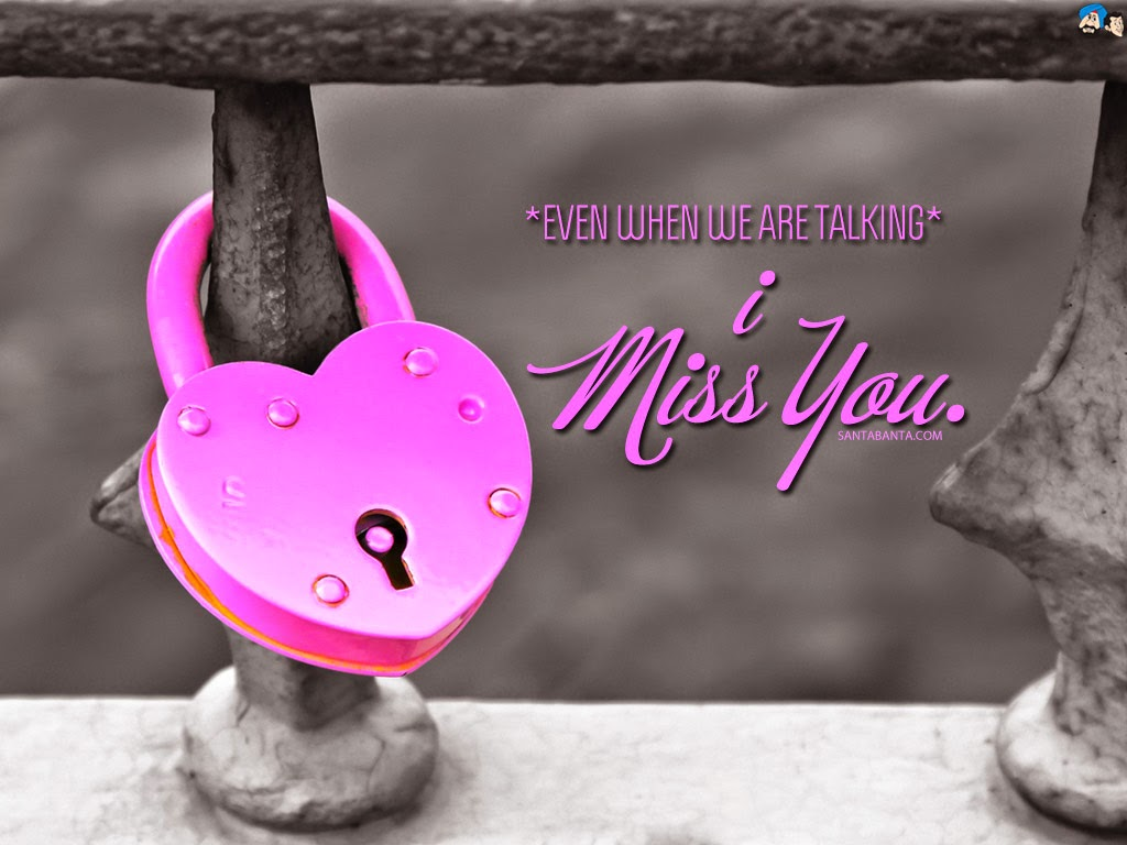 Sms lovely missing Miss you