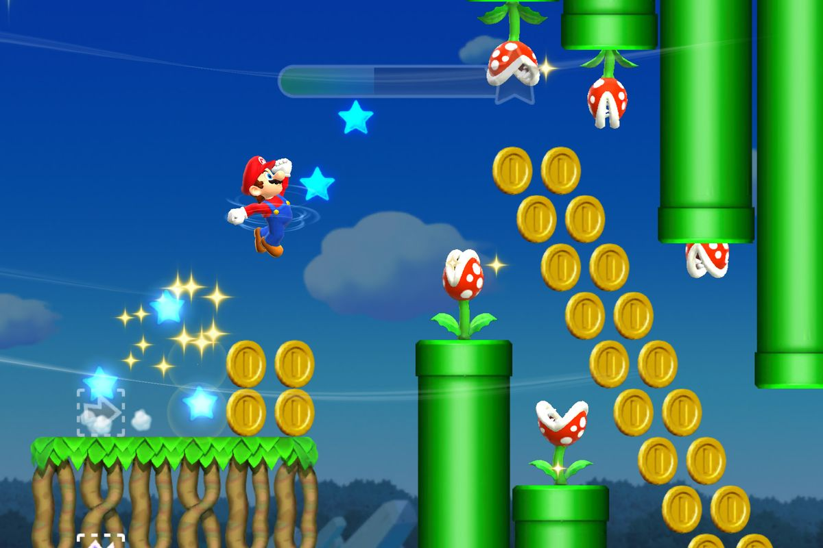 Super Mario Run Comes to Android