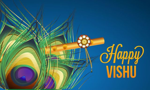 In The Evening People Stay Busy Bursting Fire Crackers Only To Celebrate Vishu Where Family Also Come Together Festival Marked As