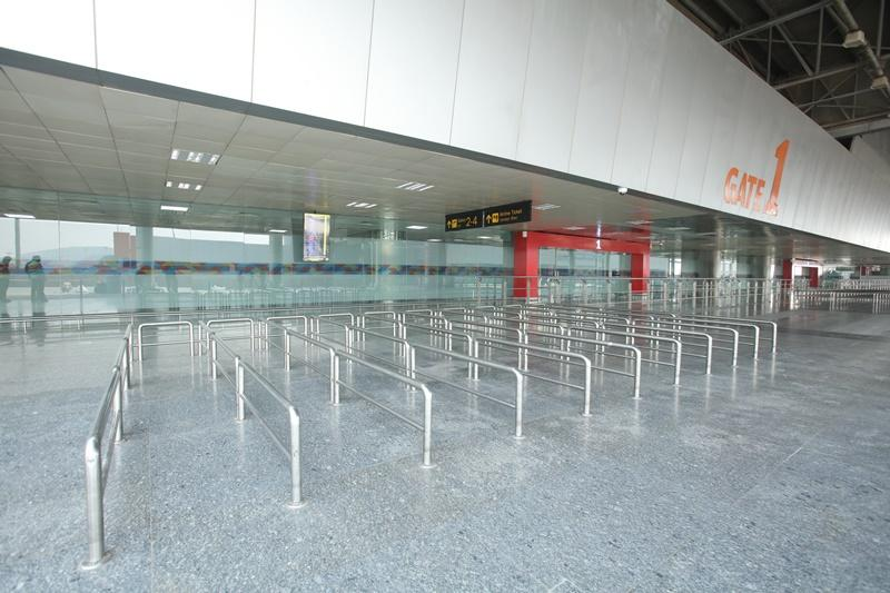 Delhi airport set for major capacity expansion