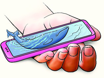 Uttar Pradesh Police Step Up Efforts To Tackle 'Blue Whale Challenge'