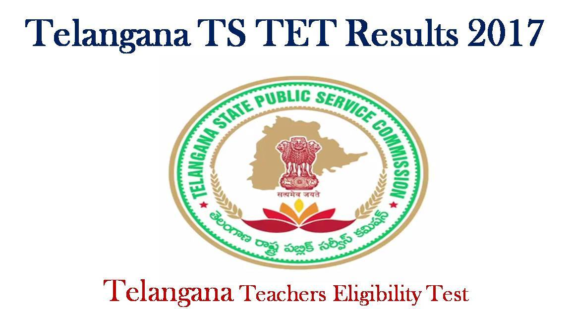TS TET 2017 Result Declared, Website Slows Down