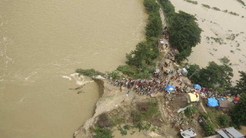 Uttar Pradesh: Flood situation remains alarming; death toll rises to 82