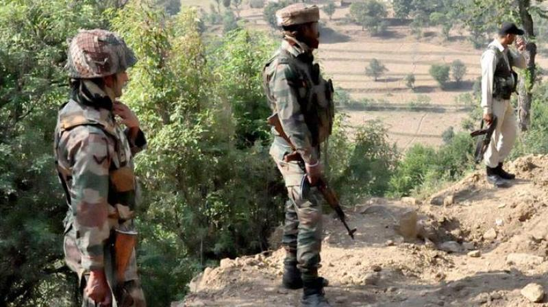 Indian woman killed in Pakistani firing at border