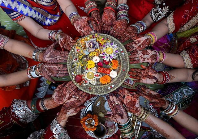 Delhi: Man kills wife for not fasting on Karva Chauth