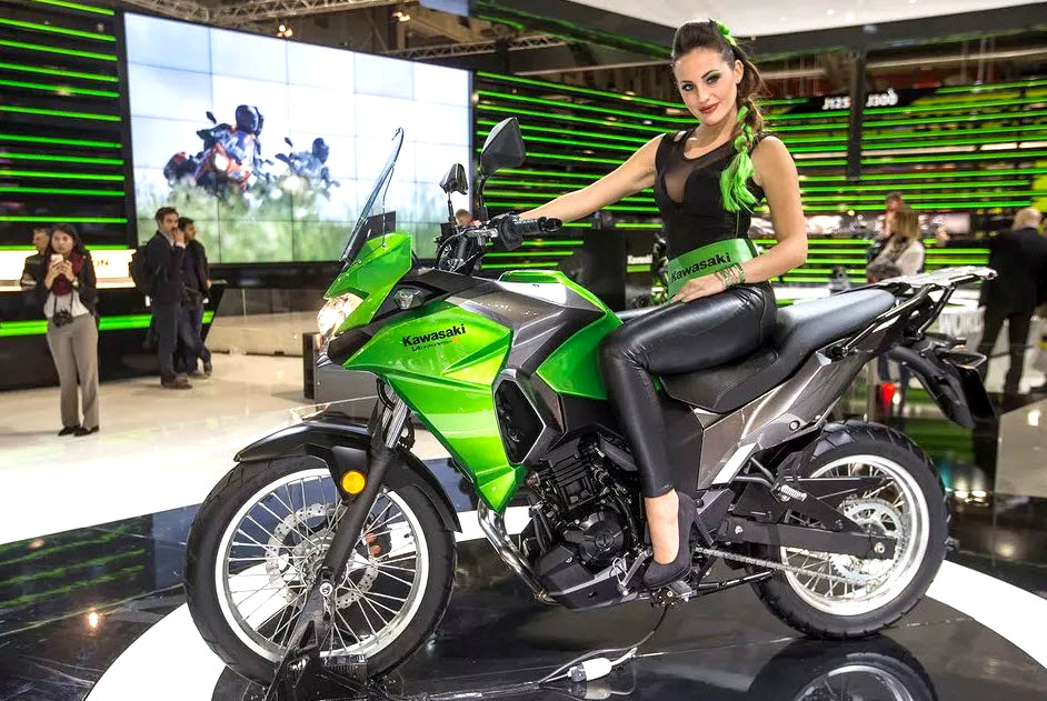 Kawasaki VersysX 300