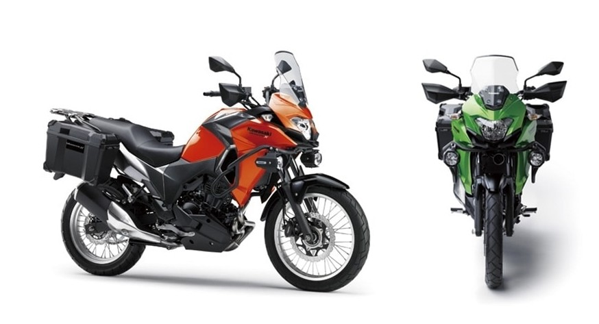 kawasaki versys x 300 launched specs review mileage. Black Bedroom Furniture Sets. Home Design Ideas
