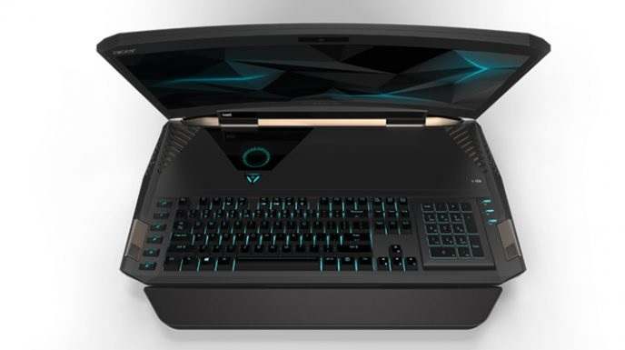 Acer Predator 21 X Features
