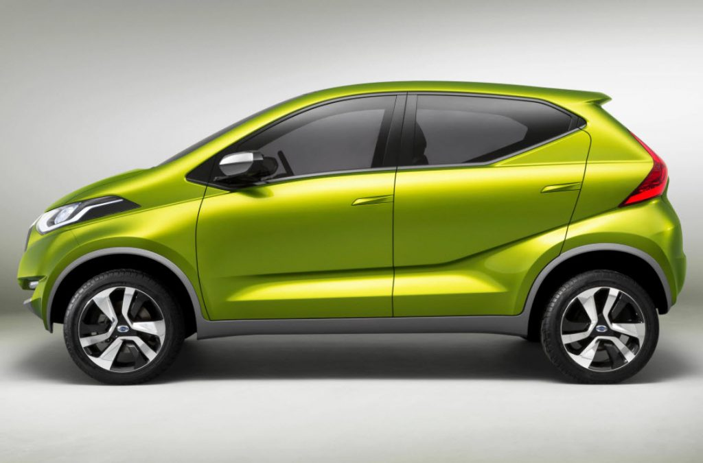 Datsun Redi-GO 1.0L AMT to be launched in Mid January 2018