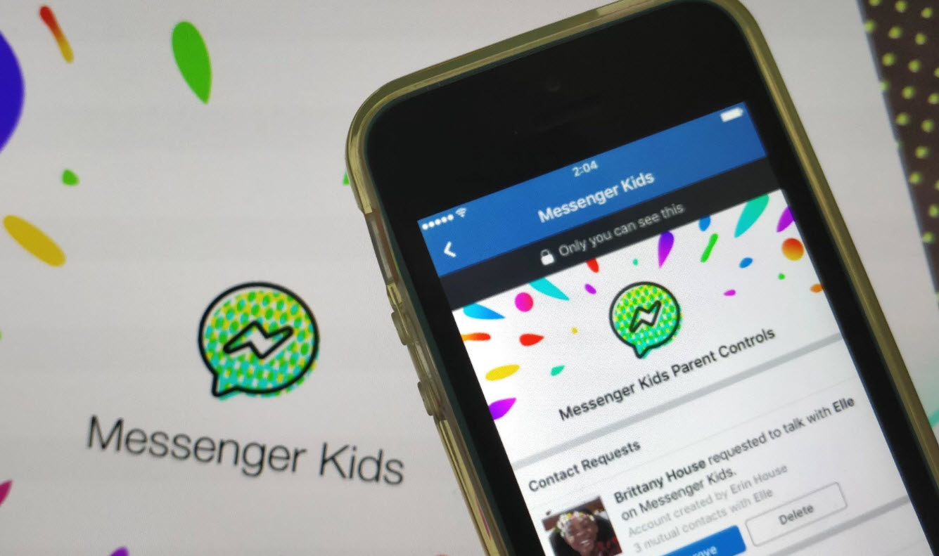 Christian charity concerned by Facebook's new app for kids