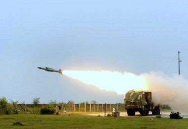 Akash missile