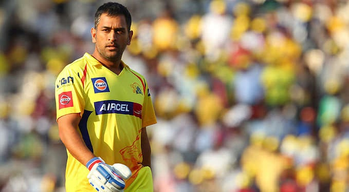 Dhoni Likely to Don Chennai Super Kings Jersey in IPL 2018