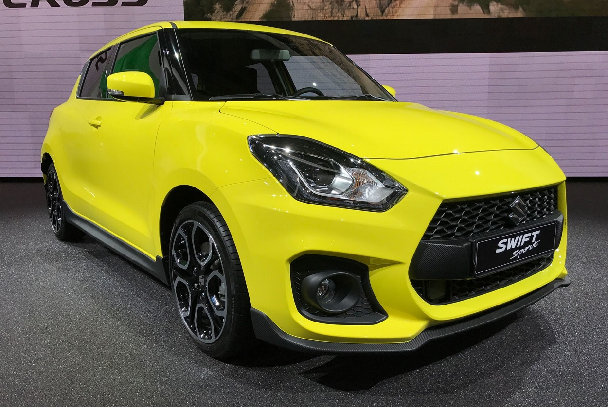 india maruti suzuki swift sport 2018 swift hybrid likely to launch features price. Black Bedroom Furniture Sets. Home Design Ideas