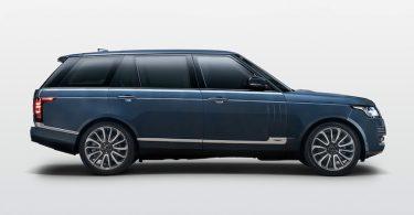 Range Rover Autobiography 2018