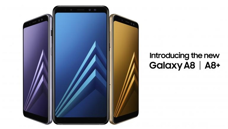 Samsung Galaxy A8 (2018) Released in Europe with Expensive Price Tag