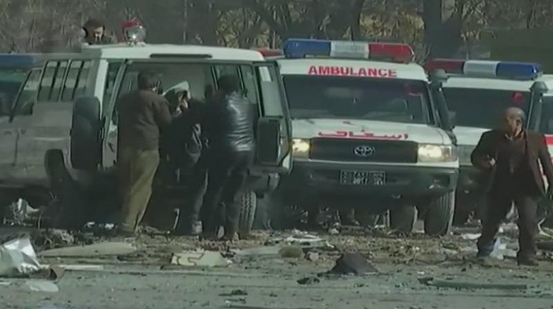 40 Killed in Kabul