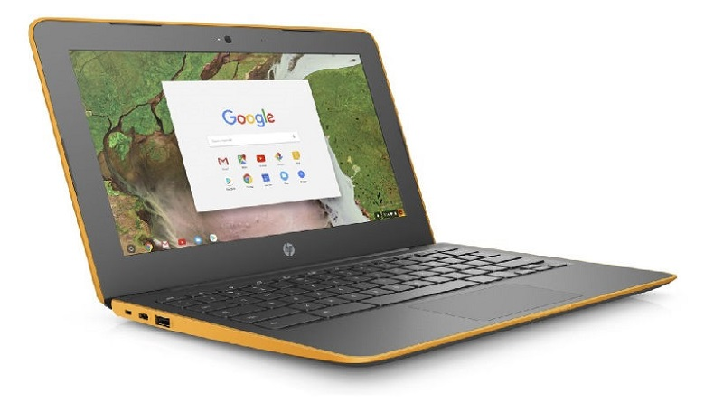 HP announces new Chromebooks designed for education