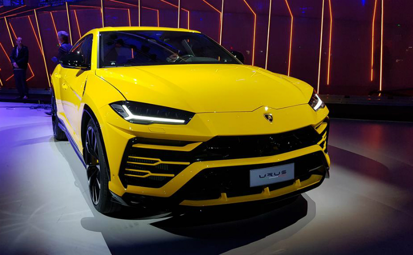 Lamborghini Urus Launched In India Rs 3 Cr Specs Features And