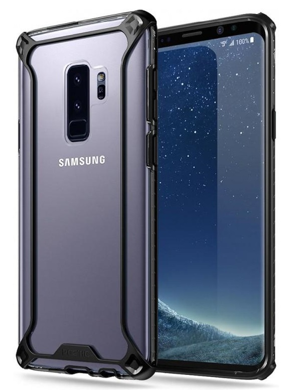 Samsung galaxy s9 galaxy s9 plus design outed by case for Galaxy maker