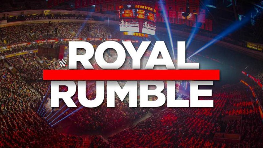 WWE Royal Rumble 2018 Live