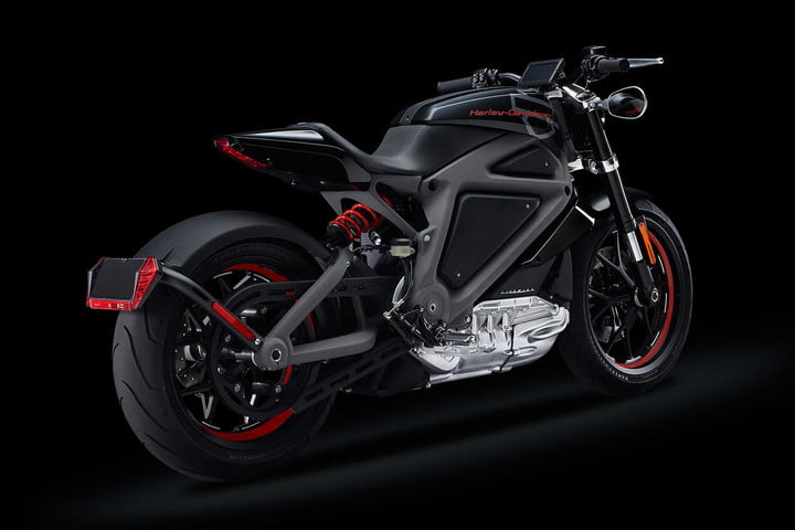 harley_davidson Electric Motorcycle
