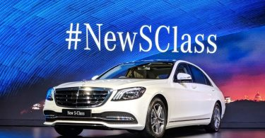2018-Mercedes-S-Class-launched Images