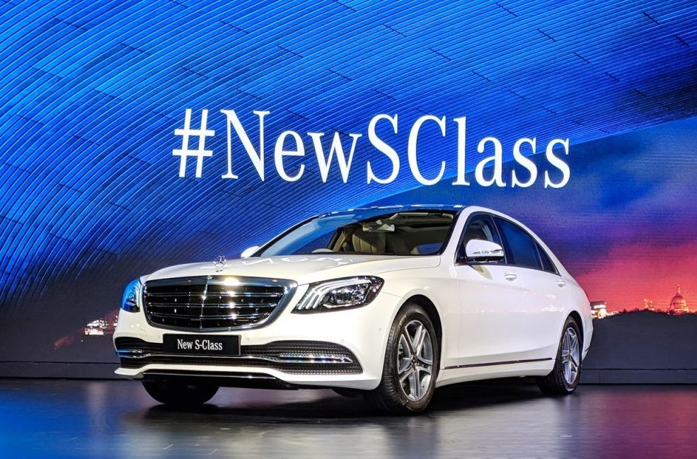 Mercedes-Benz S-class launched at Rs 1.33 crores