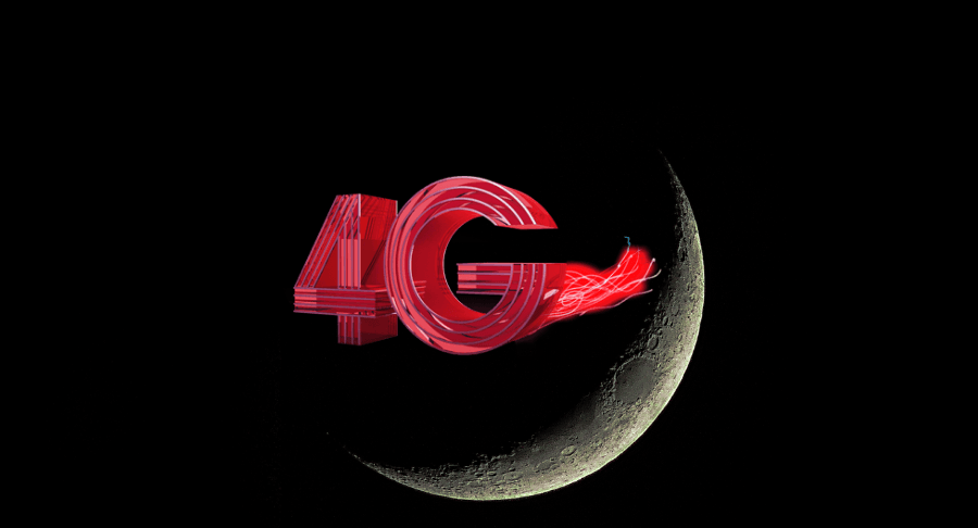 The Moon Is Getting A 4G Network