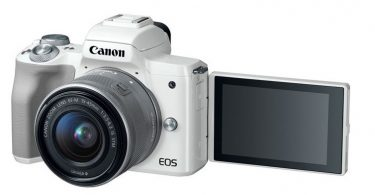Canon EOS M50 Features