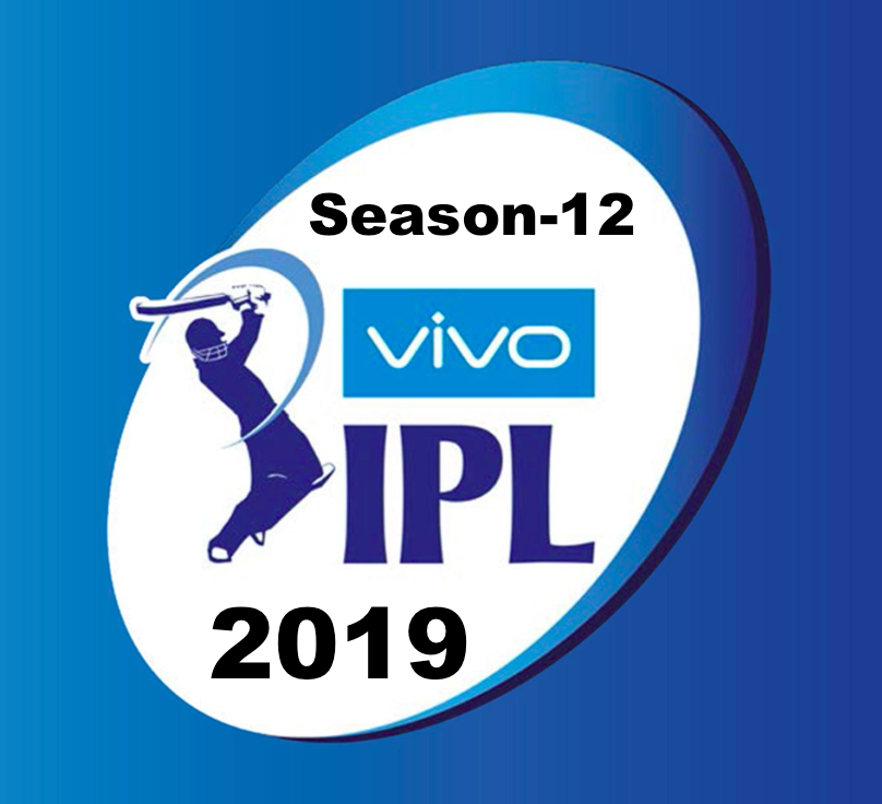 Ntr Ipl Add Download: IPL 2019 Schedule Venue Details, Fixtures, Time Table