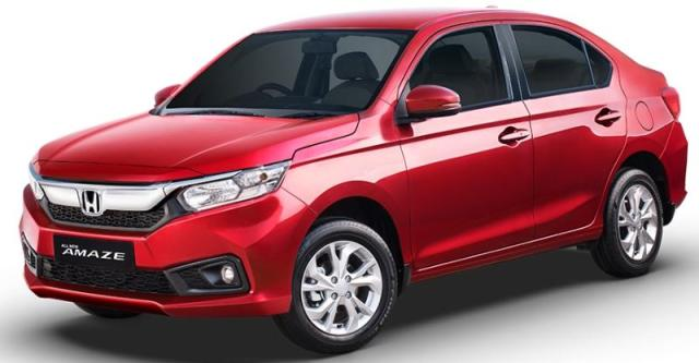 New Honda Amaze 2018: Price in India, Images, Launch Date