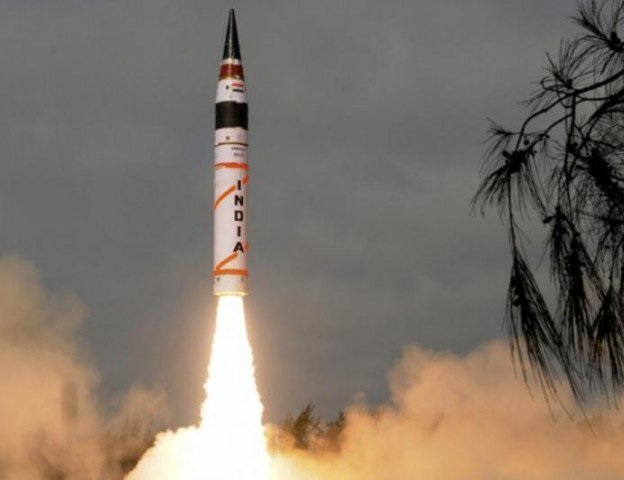 india successfully testfires nuclear capable ballistic