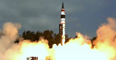 India Successfully Test-fires Short Range Nuclear Capable Agni-I Missile