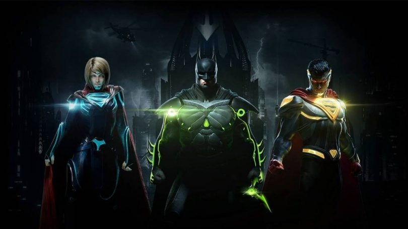 Injustice 2 Legendary Edition Is out This March