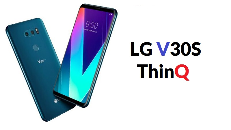 LG V30s Thinq With New Integrated AI Debuts at MWC2018