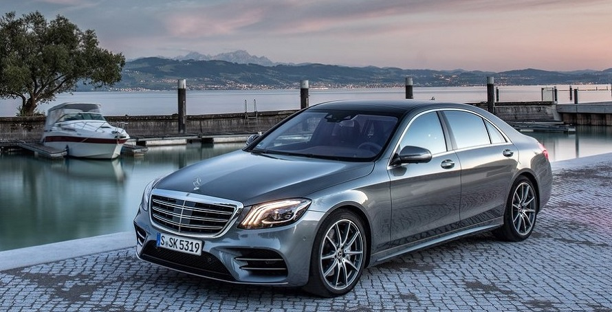 2018 mercedes benz s class facelift launched features for Mercedes benz oil change price