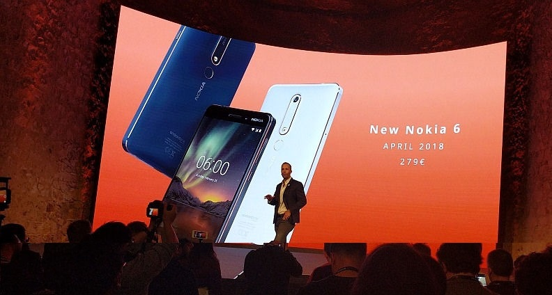 Nokia 6 2018 Features and Price in India