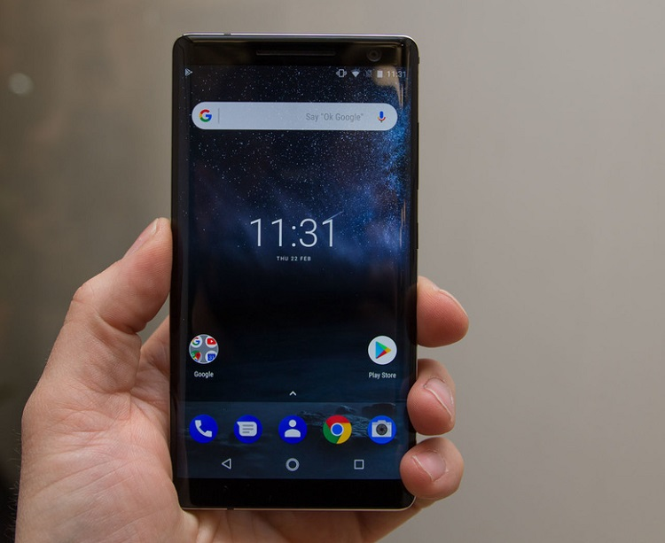 Nokia 8 Sirocco Features